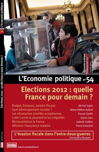 L'Économie politique 2012/2
