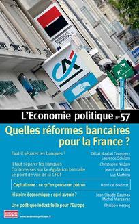 L'Économie politique 2013/1