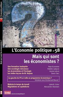 L'Économie politique 2013/2