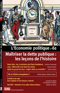 L'Économie politique 2014/1