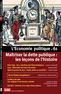 couverture de Maîtriser ladettepublique: les leçons de l'histoire