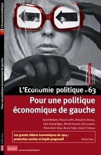 L'Économie politique 2014/3