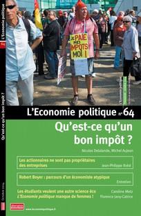 L'Économie politique 2014/4