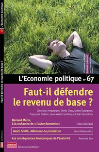 L'Économie politique 2015/3