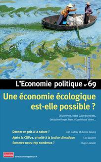 L'Économie politique 2016/1