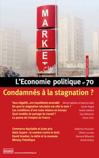L'Économie politique 2016/2