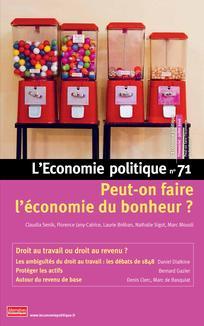 L'Économie politique 2016/3