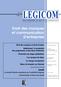 couverture de Droit des marques et communication d'entreprise