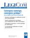 couverture de Convergence numérique, convergence juridique ?