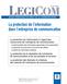 couverture de La protection de l'information dans l'entreprise de communication