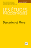 couverture de Descartes et More