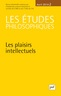 couverture de Les plaisirs intellectuels