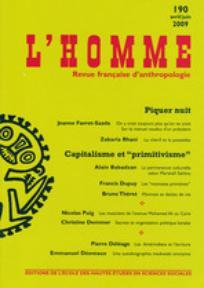 couverture de LHOM_190