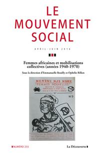 Le Mouvement Social
