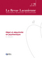 couverture de Objet et objectivité en psychanalyse