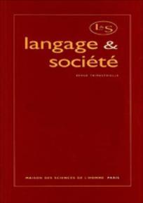 Langage et société 2007/1
