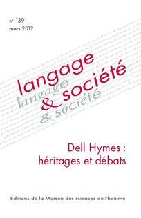 Langage et société 2012/1