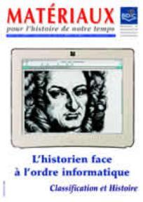 Matériaux pour l'histoire de notre temps  2006/2