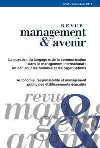 Management & Avenir 2012/5