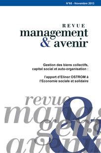 Management & Avenir 2013/7