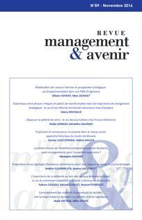 Management & Avenir