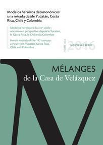 Mélanges de la Casa de Velázquez 2016/2