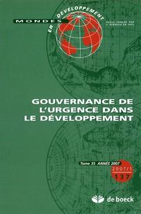 Mondes en développement 2007/1