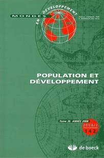 Mondes en développement 2008/2