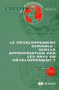 Mondes en développement 2009/4