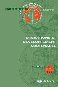 Mondes en développement 2015/4