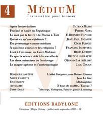 Médium 2005/3