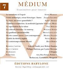 Médium 2006/2