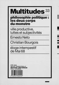 Multitudes 2008/2