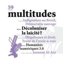 Multitudes 2015/2