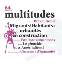 Multitudes 2016/3