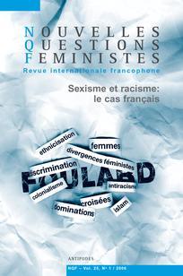 Nouvelles Questions Féministes 2006/1