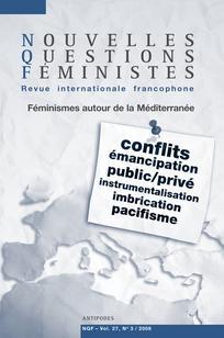 Nouvelles Questions Féministes 2008/3