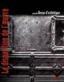 Nouvelle revue d'esthétique 2011/2