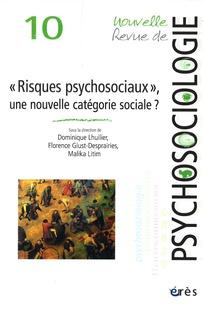 Nouvelle revue de psychosociologie 2010/2