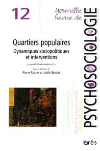 Nouvelle revue de psychosociologie 2011/2