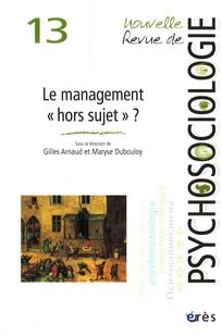 Nouvelle revue de psychosociologie 2012/1