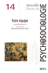 Nouvelle revue de psychosociologie 2012/2