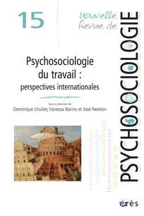 Nouvelle revue de psychosociologie 2013/1