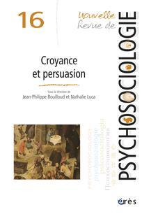 Nouvelle revue de psychosociologie 2013/2