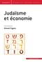 couverture de Judaïsme et économie