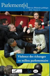 Parlement[s], Revue d'histoire politique 2010/2