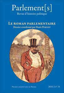 Parlement[s], Revue d'histoire politique 2016/2