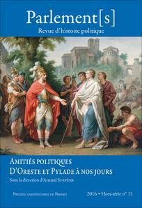 Parlement[s], Revue d'histoire politique