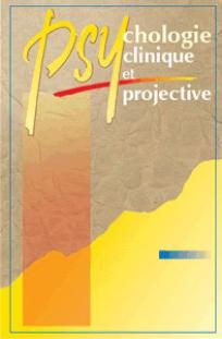 Psychologie clinique et projective 2010/1