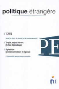 Politique étrangère 2010/1